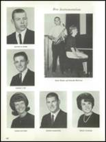 1966 Newcomerstown High School Yearbook Page 112 & 113