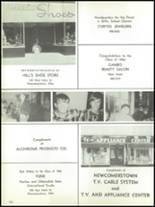 1966 Newcomerstown High School Yearbook Page 130 & 131