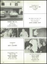 1966 Newcomerstown High School Yearbook Page 132 & 133