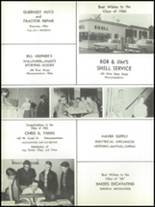 1966 Newcomerstown High School Yearbook Page 134 & 135