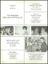 1966 Newcomerstown High School Yearbook Page 138 & 139