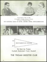 1966 Newcomerstown High School Yearbook Page 142 & 143