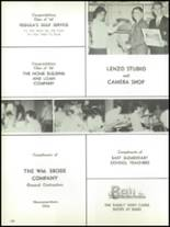 1966 Newcomerstown High School Yearbook Page 144 & 145