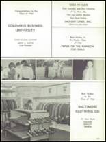 1966 Newcomerstown High School Yearbook Page 150 & 151
