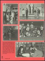 1989 Baird High School Yearbook Page 10 & 11
