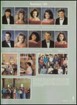 1989 Baird High School Yearbook Page 16 & 17