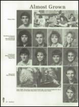 1989 Baird High School Yearbook Page 22 & 23