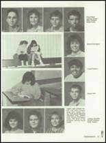 1989 Baird High School Yearbook Page 26 & 27