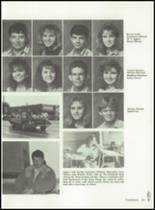 1989 Baird High School Yearbook Page 28 & 29