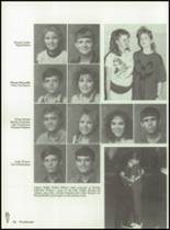 1989 Baird High School Yearbook Page 30 & 31