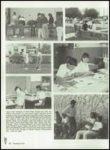 1989 Baird High School Yearbook Page 32 & 33
