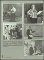 1989 Baird High School Yearbook Page 36 & 37