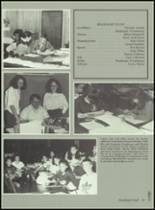 1989 Baird High School Yearbook Page 38 & 39