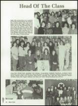 1989 Baird High School Yearbook Page 40 & 41