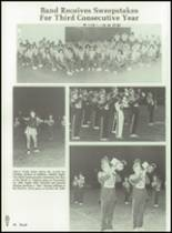 1989 Baird High School Yearbook Page 42 & 43