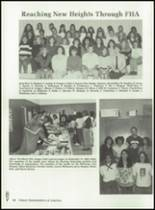 1989 Baird High School Yearbook Page 44 & 45