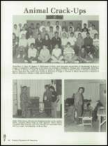 1989 Baird High School Yearbook Page 46 & 47
