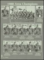 1989 Baird High School Yearbook Page 50 & 51