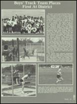 1989 Baird High School Yearbook Page 70 & 71