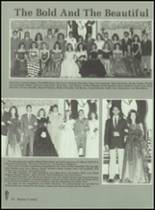 1989 Baird High School Yearbook Page 86 & 87