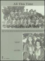 1989 Baird High School Yearbook Page 98 & 99