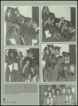 1989 Baird High School Yearbook Page 100 & 101
