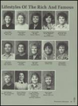 1989 Baird High School Yearbook Page 102 & 103