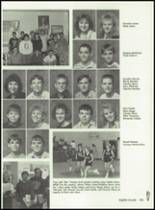 1989 Baird High School Yearbook Page 104 & 105