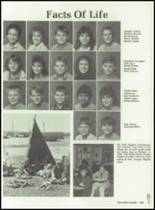 1989 Baird High School Yearbook Page 106 & 107