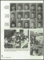 1989 Baird High School Yearbook Page 108 & 109