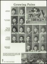1989 Baird High School Yearbook Page 110 & 111