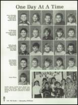 1989 Baird High School Yearbook Page 114 & 115