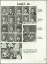 1989 Baird High School Yearbook Page 118 & 119