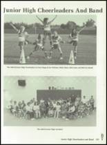 1989 Baird High School Yearbook Page 126 & 127