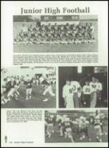 1989 Baird High School Yearbook Page 128 & 129