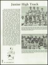 1989 Baird High School Yearbook Page 130 & 131