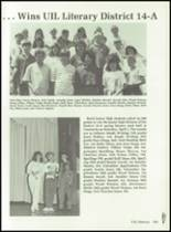 1989 Baird High School Yearbook Page 132 & 133