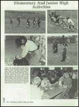 1989 Baird High School Yearbook Page 134 & 135