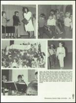 1989 Baird High School Yearbook Page 136 & 137