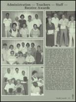 1989 Baird High School Yearbook Page 138 & 139