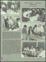 1989 Baird High School Yearbook Page 142 & 143