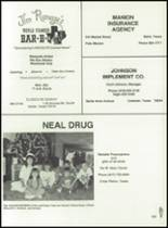 1989 Baird High School Yearbook Page 152 & 153