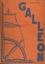 1949 Yearbook Balboa High School