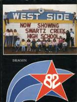1982 Yearbook Swartz Creek High School