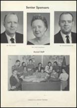 1958 Old Kentucky Home High School Yearbook Page 10 & 11