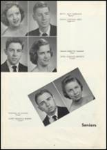 1958 Old Kentucky Home High School Yearbook Page 12 & 13