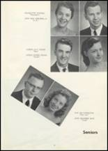 1958 Old Kentucky Home High School Yearbook Page 14 & 15