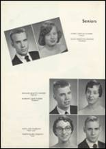 1958 Old Kentucky Home High School Yearbook Page 16 & 17
