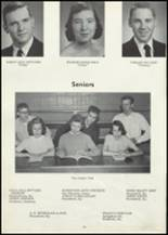 1958 Old Kentucky Home High School Yearbook Page 20 & 21