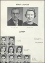 1958 Old Kentucky Home High School Yearbook Page 24 & 25